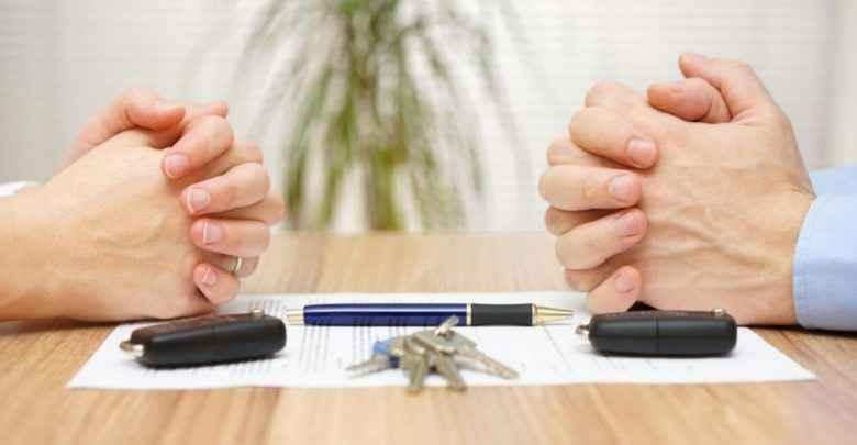 چگونه طلاق توافقی بگیریم؟